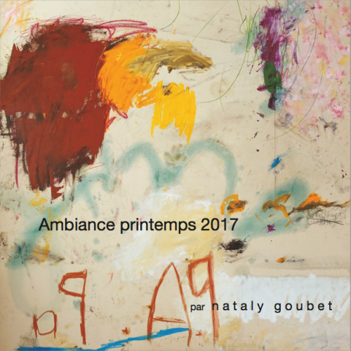 Catalogue Printemps 2017 Nataly Goubet  - © Nataly Goubet