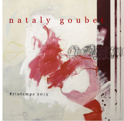 Catalogue Nataly Goubet Printemps 2015 - © Nataly Goubet